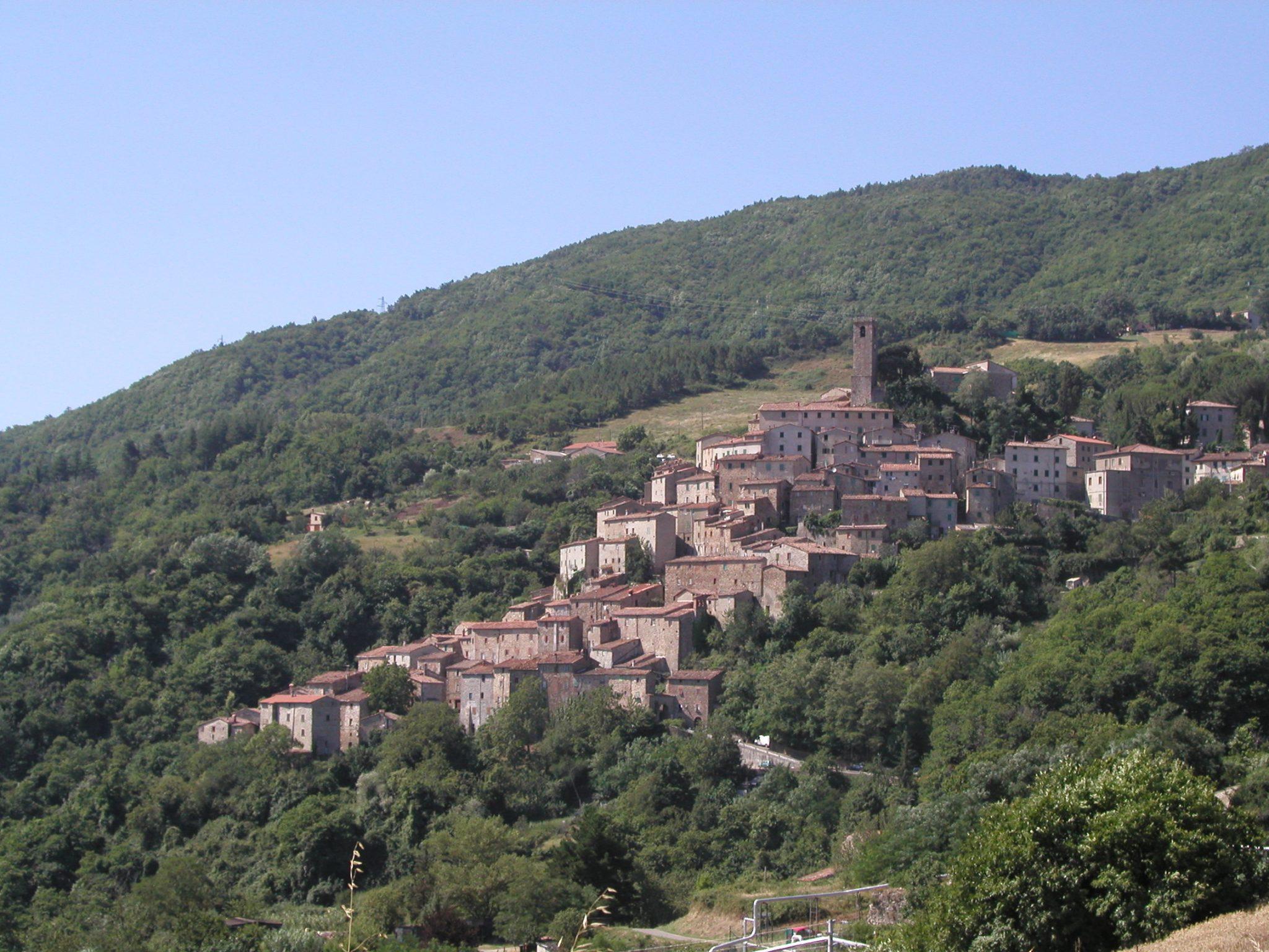 Castelnuovo Val di Cecina