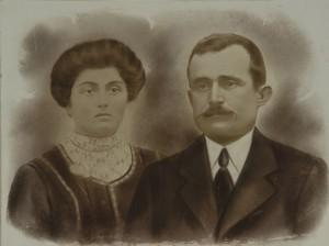 Armida e Giovanni Cucini